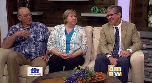 Providence KATU Family Matters 5/9/18 AMNW Stroke Segment Dr. Zurasky