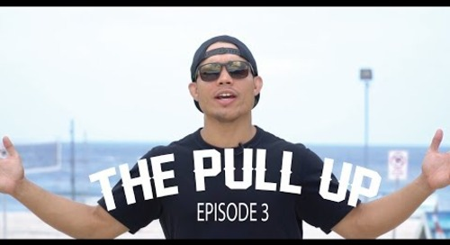 THE PULL UP: JON TUCK