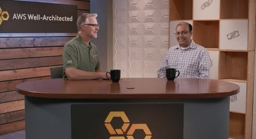 Are you Well Architected? Zaloni & AWS