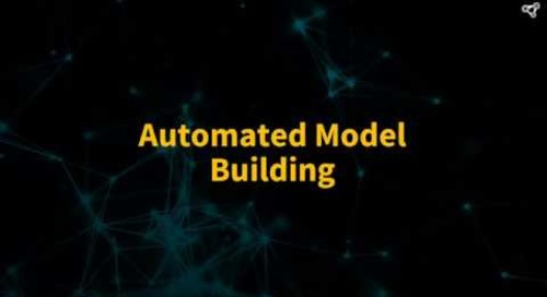 Automated Model Building