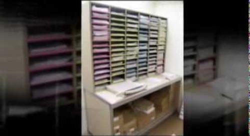 Hamilton Sorter Mailroom Furniture Sorters Slots Cabinets