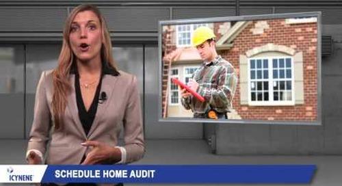 Spray Foam Insulation   Home Energy Audit   Energy Efficiency