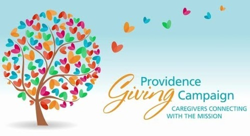 Providence Employee Giving Campaign Video 2016