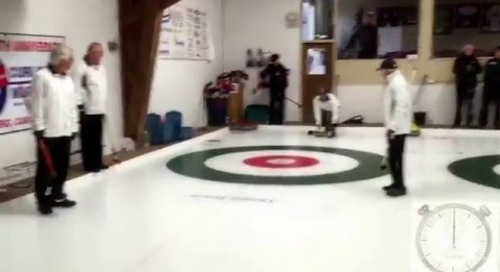 45 Second Rule ~ BGCC Curling Instructional Video