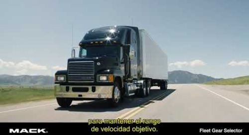 Fleet Gear Selector (Spanish)