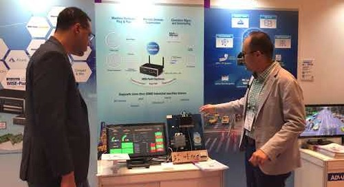 Accelerating Time to Market with Industry Specific Solutions at the Advantech IoT Co Creation Summit