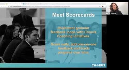 Meet Scorecards Webinar
