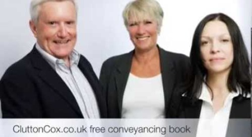 CluttonCox.co.uk Solicitors Near Bristol Talk About Conveyancing Contracts
