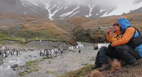 Quark Expeditions: Training the Polar Leaders of Today—and Tomorrow