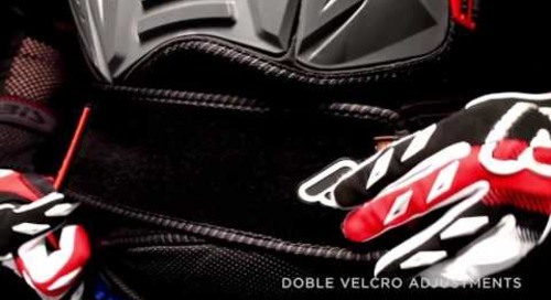 ACERBIS COSMO 2.0 Chest Protector.