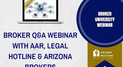 Broker Brief Q&A 10.20.2016