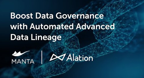Boost Your Data Governance with Automated Advanced Lineage