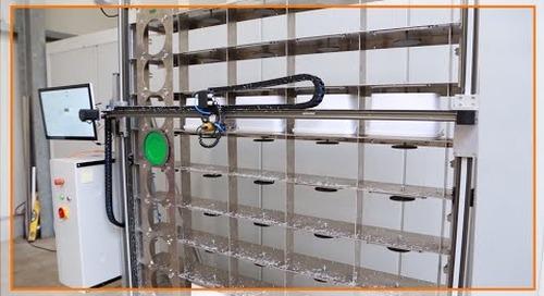 Handling systems using motion plastics
