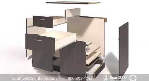 Casework Cabinet Systems for Healthcare, Commercial, Labs, K-12