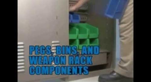 Police Storage Lockers | Law Enforcement Gear Lockers | SWAT Tactical Storage Lockers