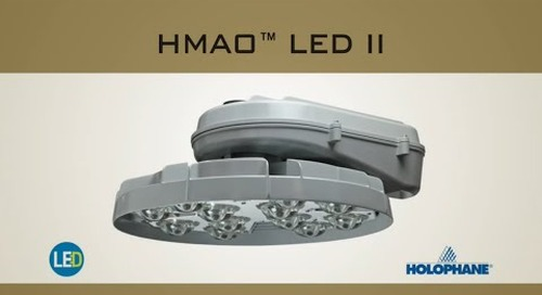 HMAO LED II High Mast Luminaire