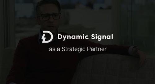 Dynamic Signal as a Strategic Partner