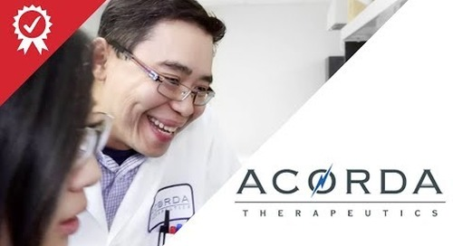 Syncplicity Customer Success Program | Driving User Adoption at Acorda Therapeutics