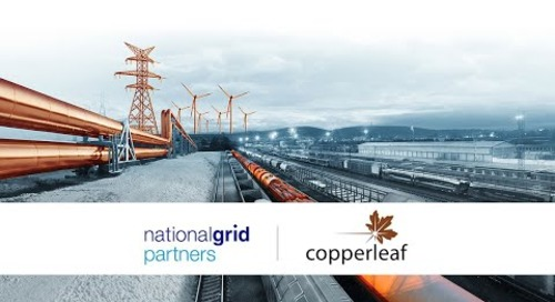 Copperleaf and National Grid Partners