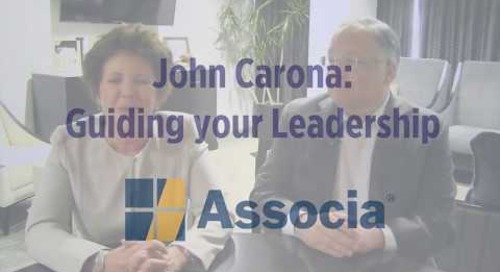 Associa Leadership Series: John Carona: Guiding your Leadership
