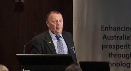 ATSE 2016 New Fellow: Dr Stuart Cannon FTSE