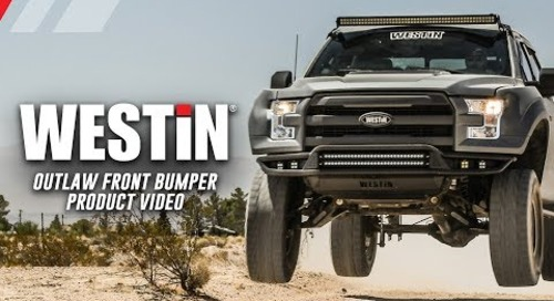 Outlaw Front Bumper