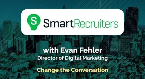 How SmartRecruiters Uses Engagio  |  Engagio Testimonial