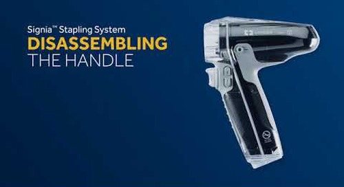 Signia™ Stapling System In-Service Video