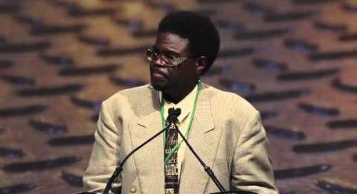 Pastor Teddy Johnson