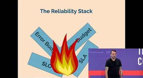 ESCAPE Conference 2019: Developing Meaningful SLIs for Deep Systems -- Alex Hidalgo, Squarespace