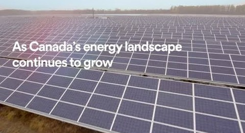 How can we adapt to Canada's evolving energy landscape?