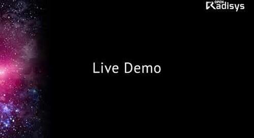 RAN Aware Firmware Over-the-Air Upgrade Demo