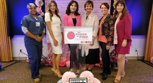 PLCM - Power of Pink Women's Wellness Conference