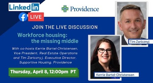 Workforce Housing – the Missing Middle