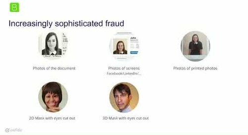 Digital Transformation in Financial Services: Identity Verification