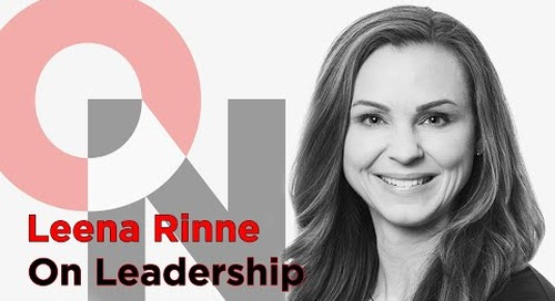 Achieve Your Vision Through Daily Actions | Leena Rinne | FranklinCovey clip
