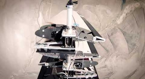 Silent Arrow 1-Ton Cargo Delivery Drone