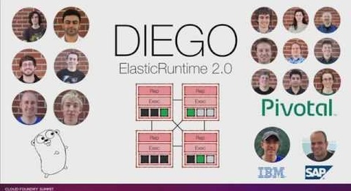 Onsi Fakhouri - Diego: Re-envisioning the Elastic Runtime (Cloud Foundry Summit 2014)