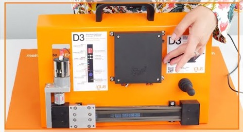 dryve D3, DC-Motor Control System Assembly