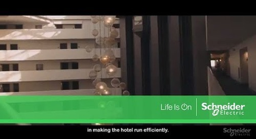 IoT enabled EcoStruxure ensures Efficiency for Hilton US
