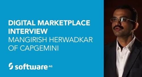 Digital Marketplace Interview Mangirish Herwadkar of Capgemini
