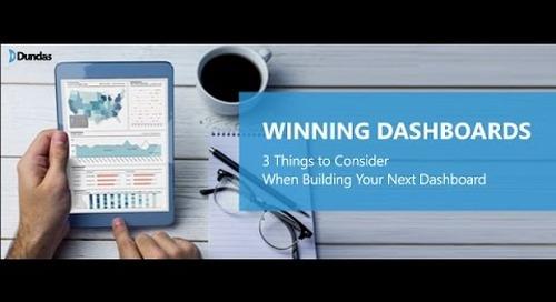 Winning Dashboards Webinar