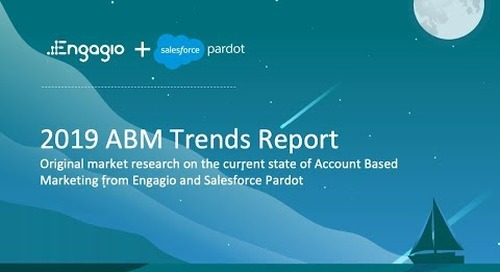 [Webinar] 2019 Trends in Account Based Marketing | Replay
