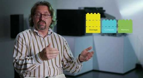 Lenovo Engineer Fred Bower on The Future-defined Data Center