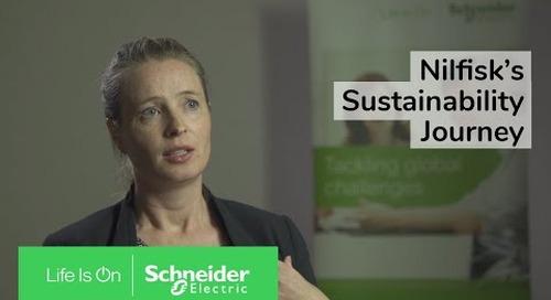 Nilfisk's Data-Driven Journey Toward Sustainability Leadership   Schneider Electric