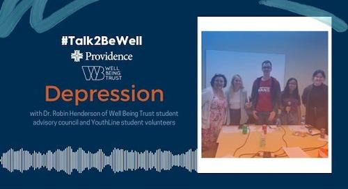 Talk2BeWell: Depression