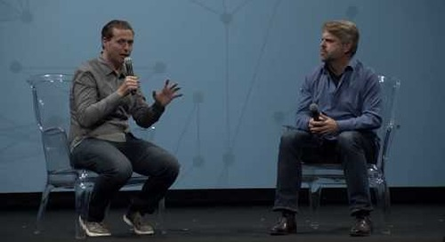 Accelerating transformation with cloud-native | James Watters & Robert Miles at Solstice FWD 2018