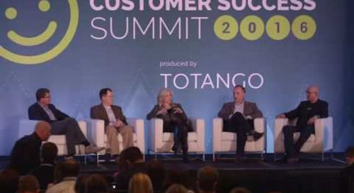 Customer Success Summit 2016 Highlights Video