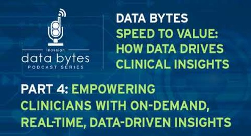 Clinical Insights Podcast | Empowering Clinicians with On-demand, Real-time, Data-driven Insights