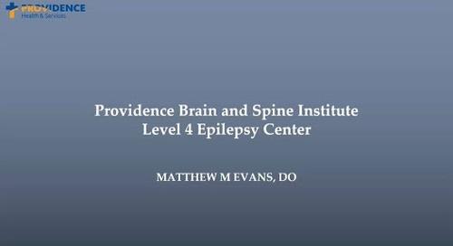 Providence Epilepsy Center Q&A